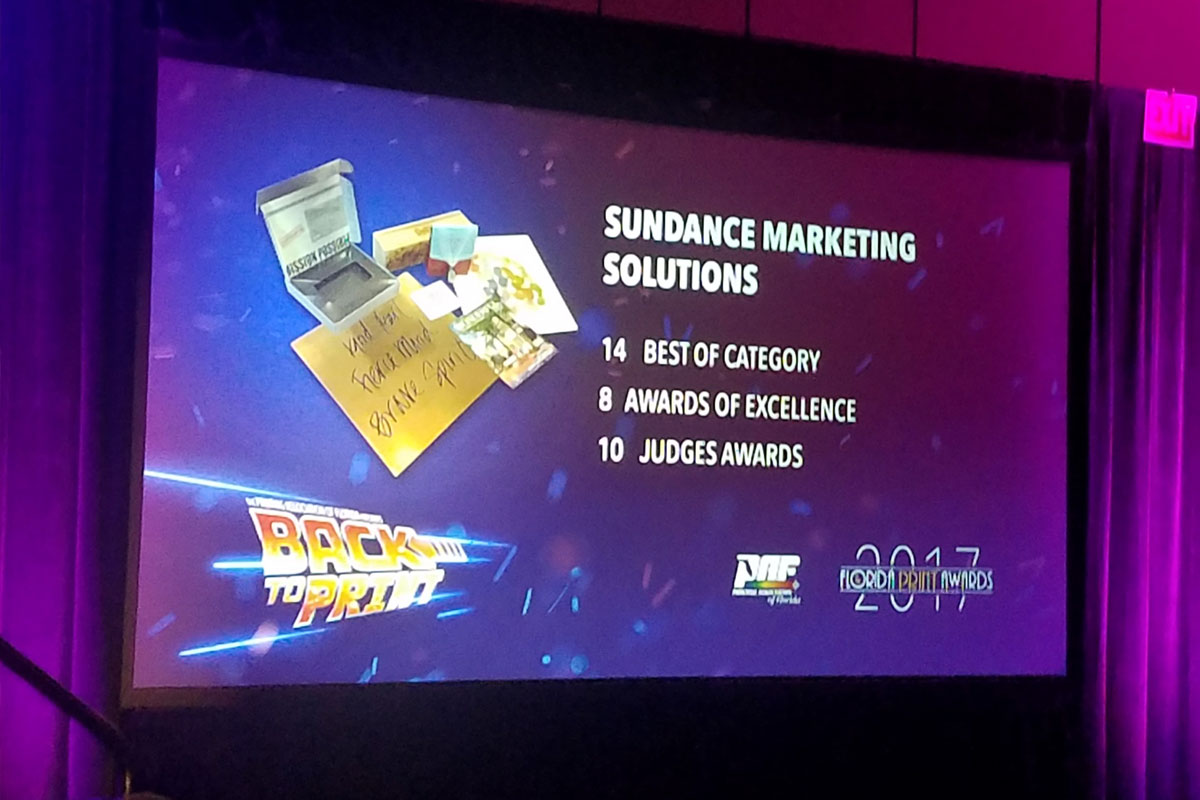 SunDance's Big Win at PAF 2017!