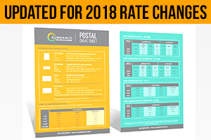 New USPS Mailing Rate Changes for 2018