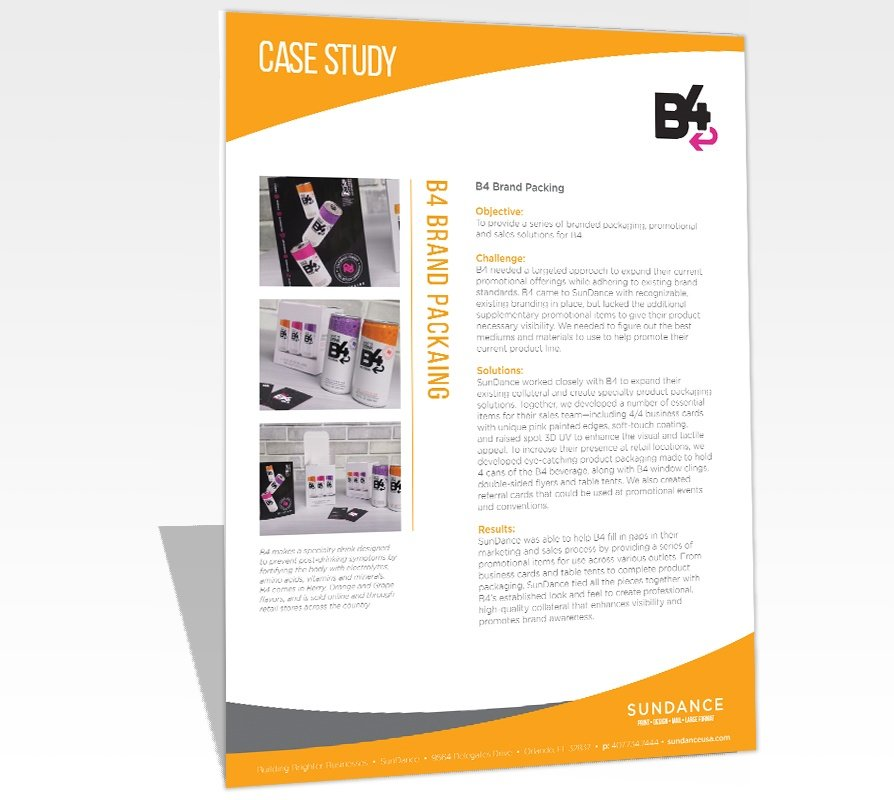 Case Study - B4