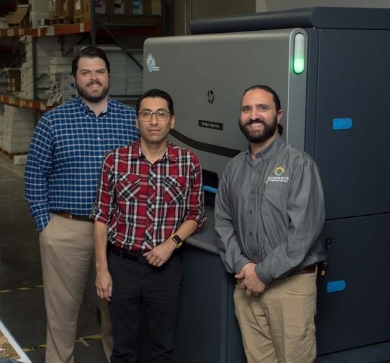 New HP Digital Press Enhances Print Products and Service