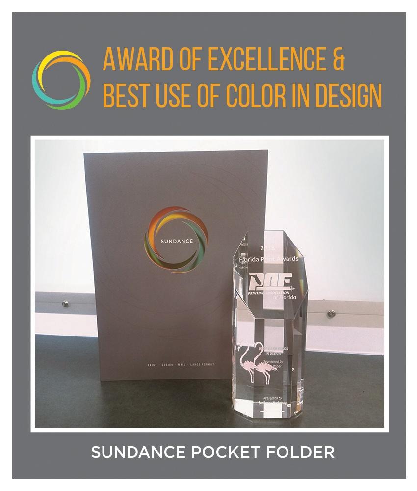 SunDance Takes Home 28 Wins at the 2018 Florida Print Awards!