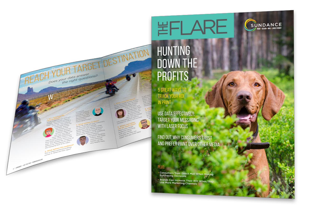 The Flare - November 2018 Issue Now Available