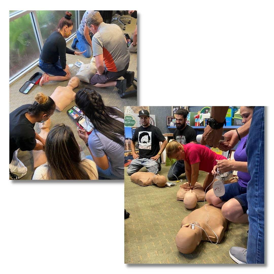 Workplace CPR Training