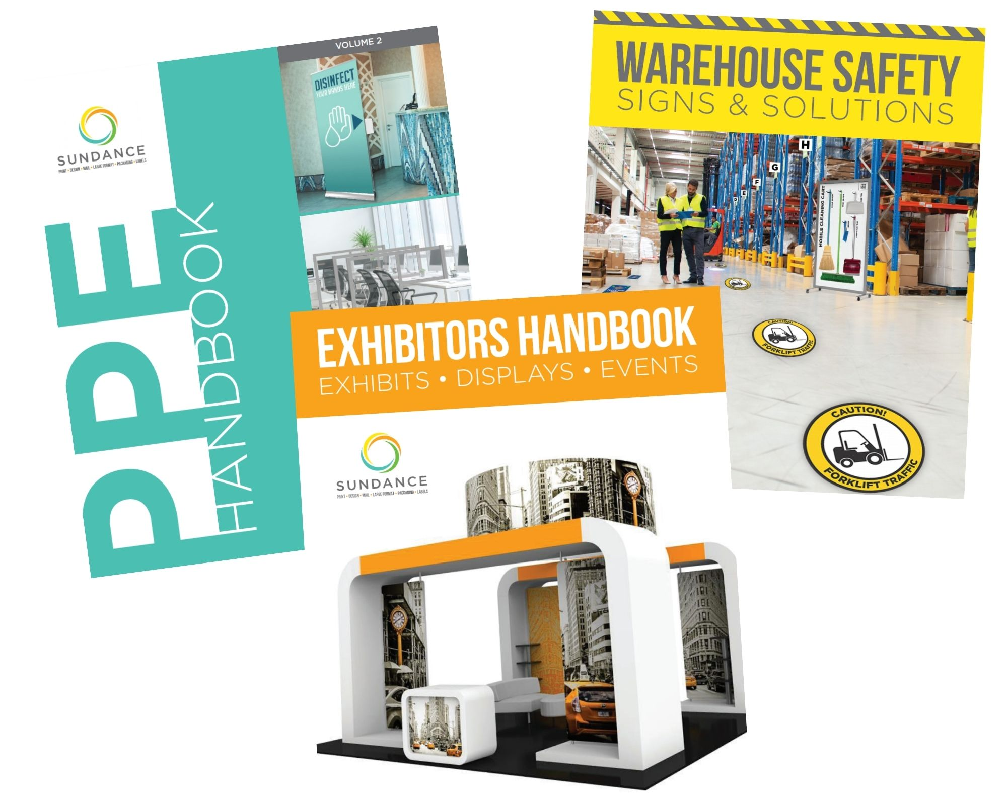 New Exhibitors, PPE, and Warehouse Safety Catalogs!