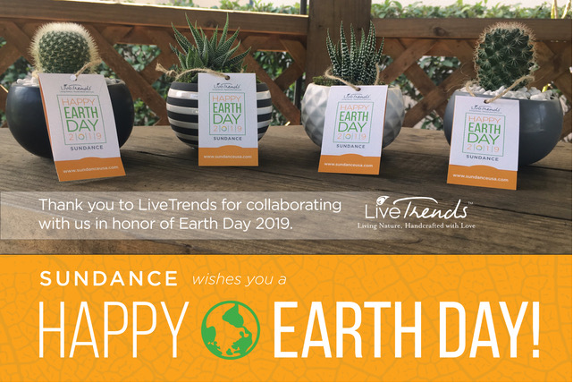 SunDance Celebrates Earth Day